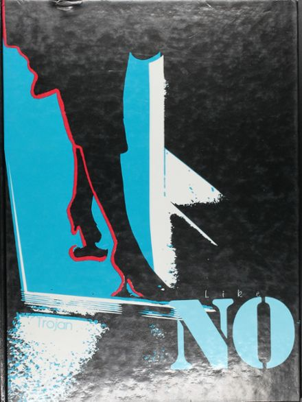 1988 Midlothian High School Yearbook Cover