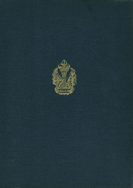 1937 St. Mary's High School Yearbook Cover