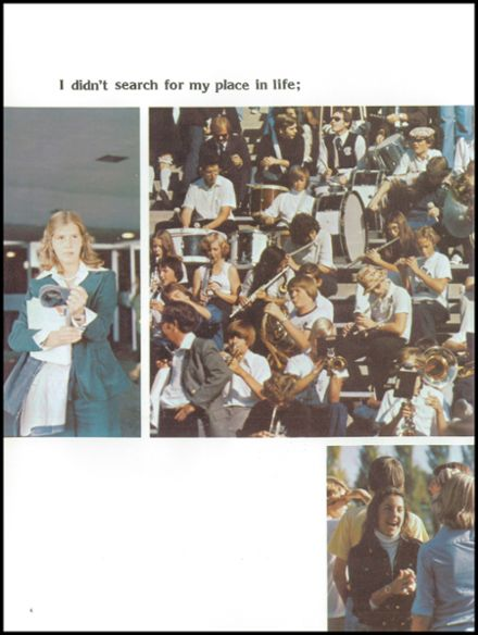 1976 Highland High School Yearbook Page 8