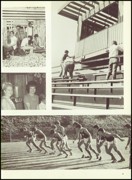 1972 Crespi Carmelite High School Yearbook Page 9