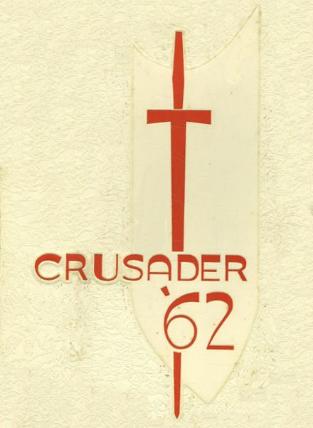 1962 Brother Rice High School Yearbook Cover