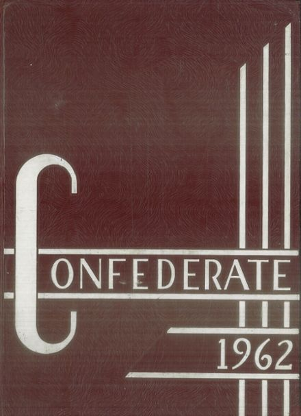 1962 San Lorenzo High School Yearbook Cover