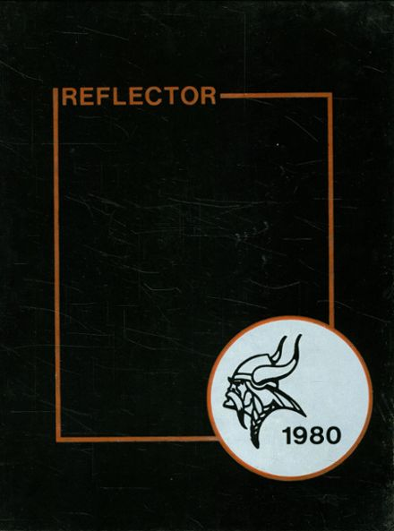 1980 Jackson High School Yearbook Cover
