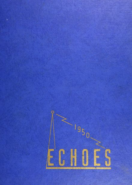 1950 New Trier High School Yearbook Page 1