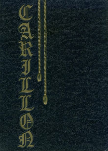 1964 St. Mary's Episcopal School Yearbook Cover