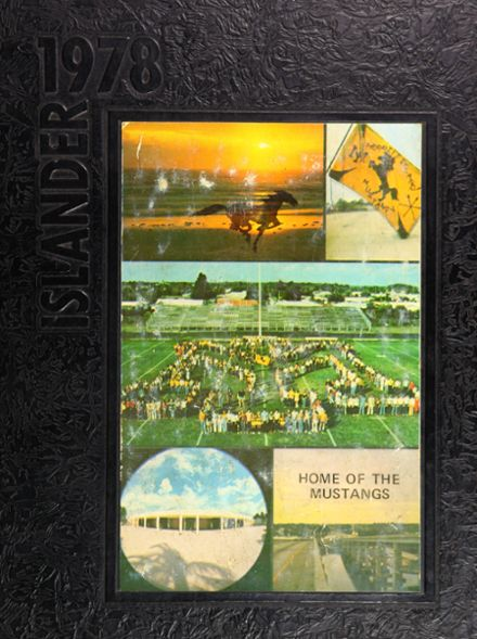1978 Merritt Island High School Yearbook Cover