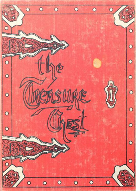1973 Locust Grove High School Yearbook Cover