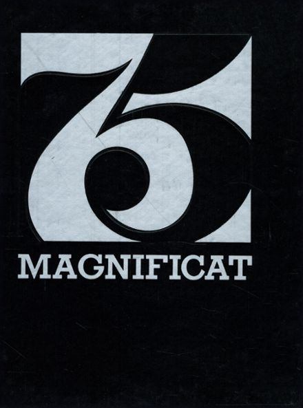 1975 St. Elizabeth's High School Yearbook Cover