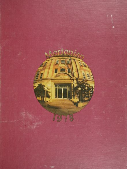 1978 J. Sterling Morton East High School Yearbook Cover