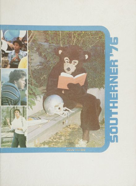 1976 South High School Yearbook Cover