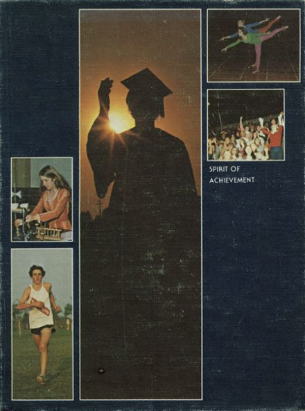 1976 Troy High School Yearbook Cover