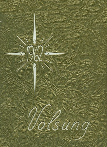1962 Downey High School Yearbook Cover