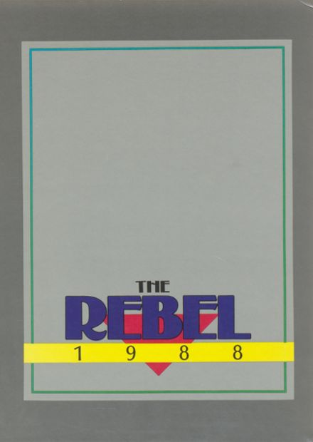 1988 St. John's School Yearbook Cover