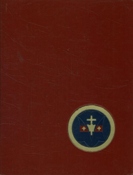 1967 St. Helen's Hall High School Yearbook Cover