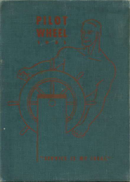 1951 Phineas Banning High School Yearbook Cover