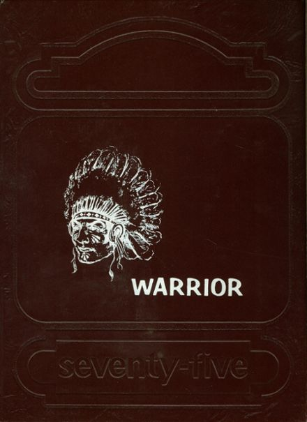 1975 West Point High School Yearbook Cover