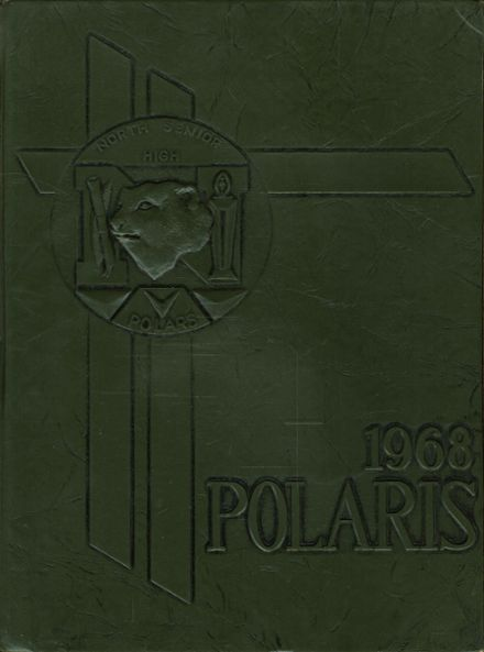 1968 North St. Paul High School Yearbook Cover