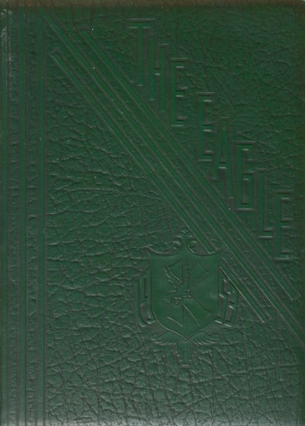 1953 Ft. Knox High School Yearbook Cover