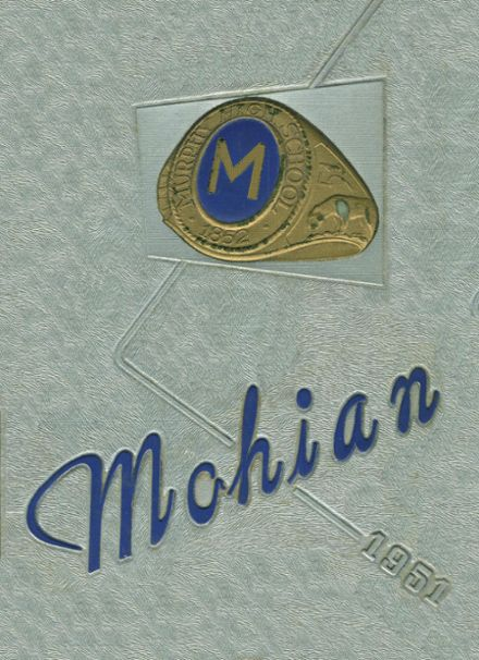 1951 Murphy High School Yearbook Cover