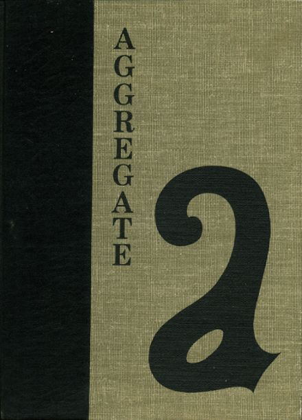 1965 Danbury High School Yearbook Cover