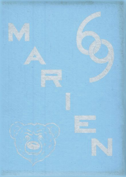 1969 East Forest High School Yearbook Cover