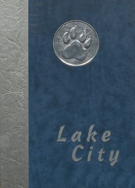 1999 Lake City High School Yearbook Cover