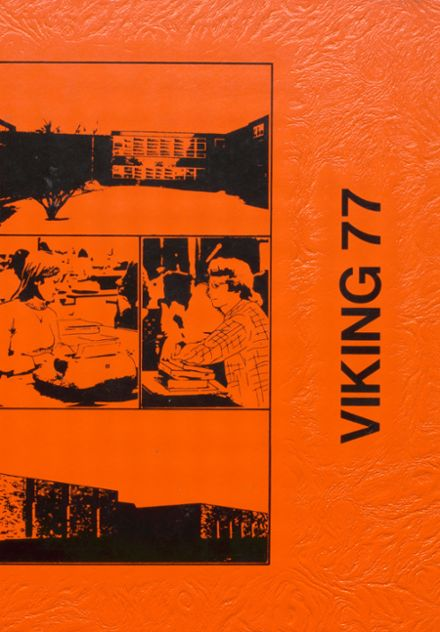 1977 Hoover High School Yearbook Cover