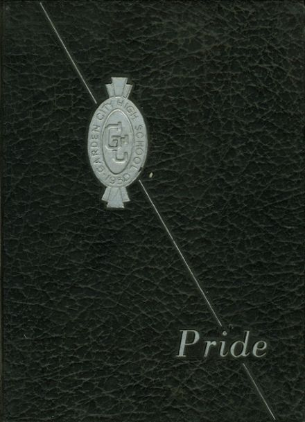 1965 Garden City High School Yearbook Cover
