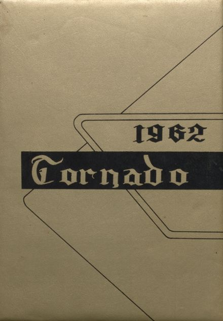 1962 Clinton High School Yearbook Cover