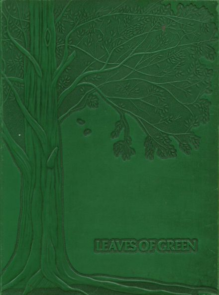 1974 Ashbrook High School Yearbook Cover