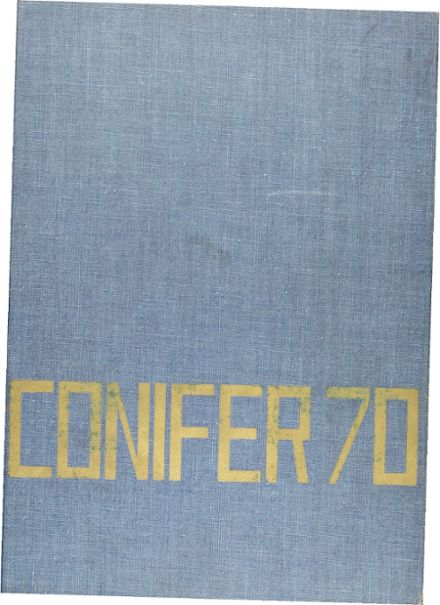 1970 St. Paul's High School Yearbook Cover