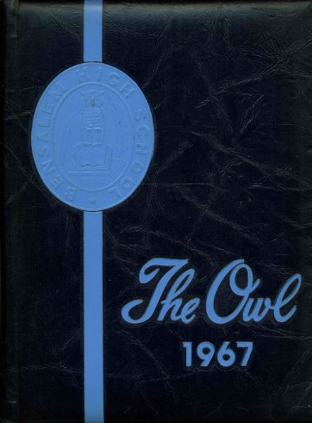 1967 Bensalem High School Yearbook Cover