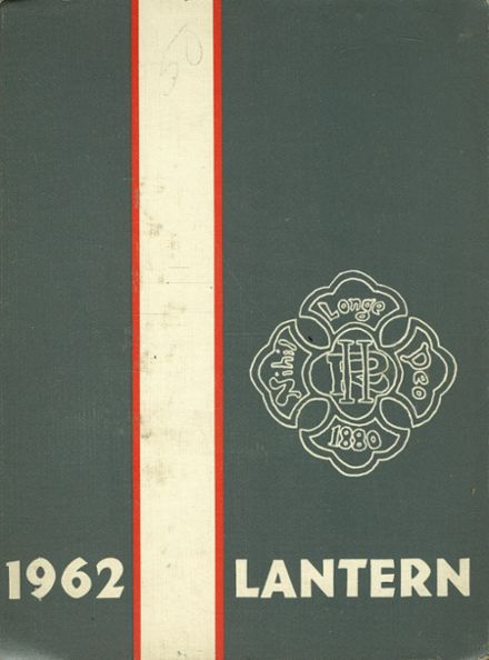 1962 Rowland Hall-St. Mark's High School Yearbook Cover