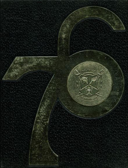 1976 South Brunswick High School Yearbook Cover
