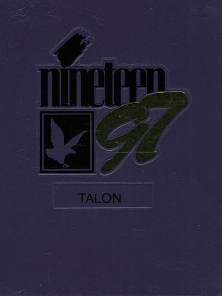 1997 Hillcrest High School Yearbook Cover