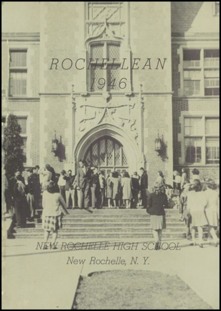 ... 1946 New Rochelle High School Yearbook Page 5