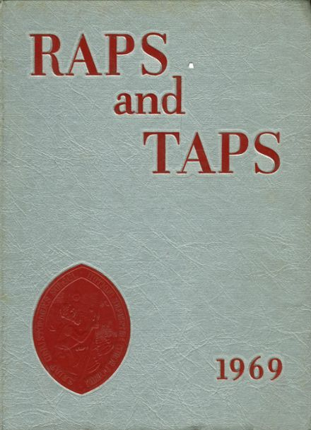 1969 St. Christopher's High School Yearbook Cover