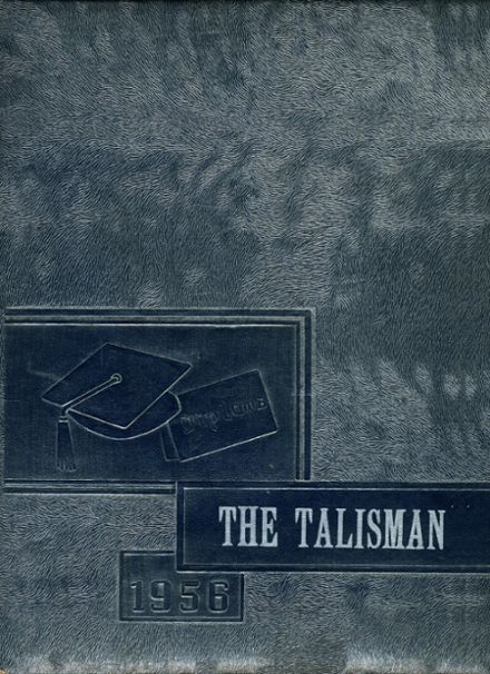 1956 Bolivar High School Yearbook Cover