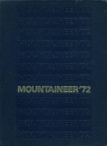 1972 Mt. St. Michael Academy Yearbook Cover