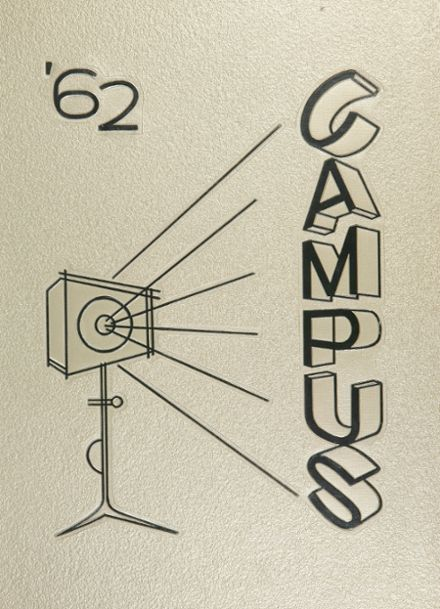 1962 James Garfield High School Yearbook Cover