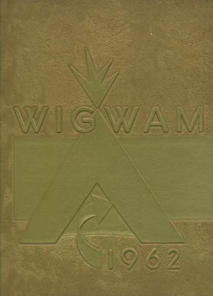 1962 Warren Central High School Yearbook Cover