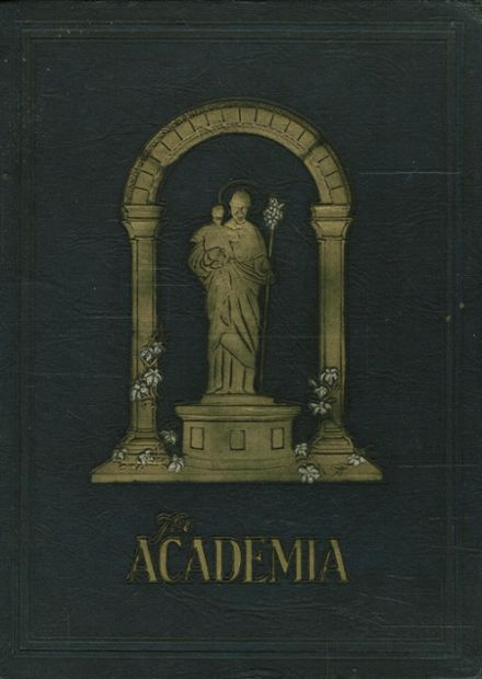 1931 St. Joseph's Academy Yearbook Cover