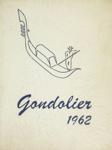 1962 Venice High School Yearbook Cover
