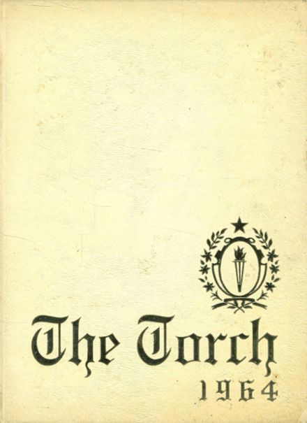 1964 St. Mary's Seminary Yearbook Cover