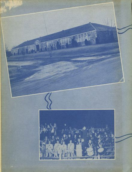 1951 Heavener High School Yearbook Page 2