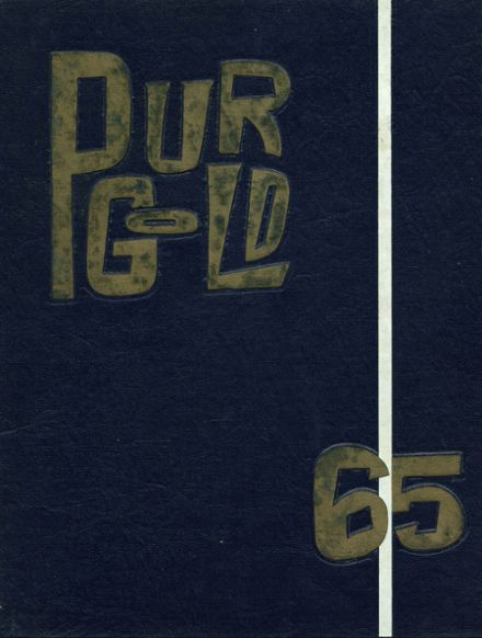 1965 North Kansas City High School Yearbook Cover