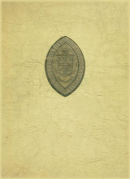 1948 St. Catherine's School Yearbook Cover