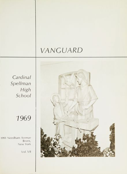 1969 Cardinal Spellman High School Yearbook Page 5