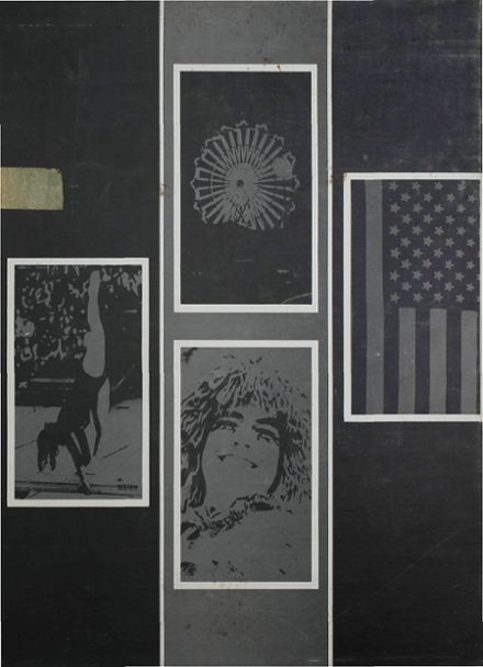 1974 Springdale High School Yearbook Cover