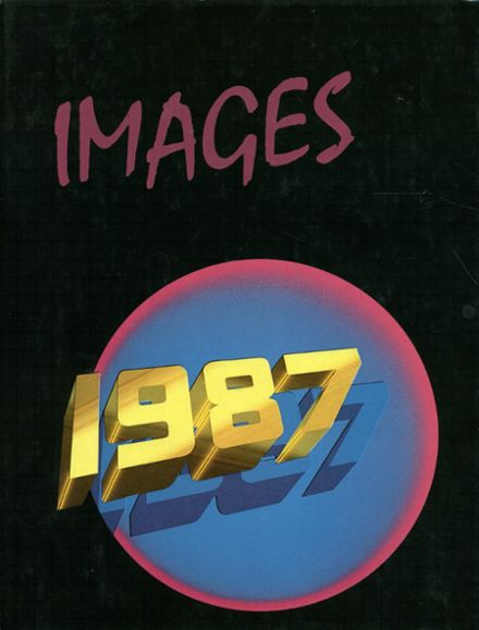 1987 Vallejo High School Yearbook Cover